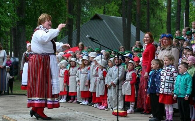 Laste laulupidu