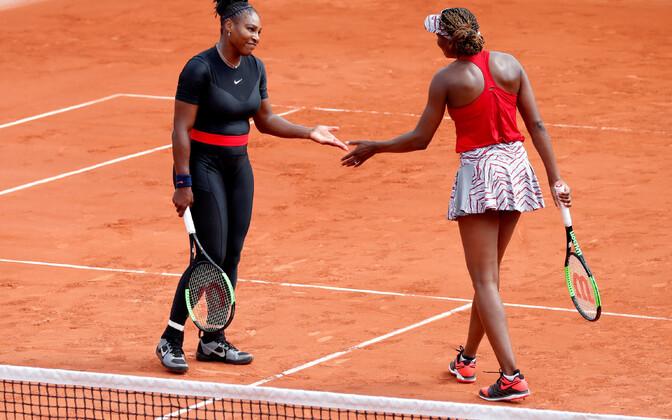 Serena ja Venus Williams