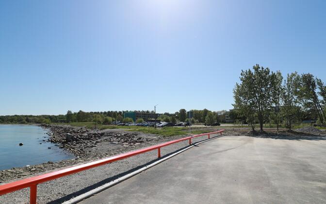Улица Рейди соединит набережную Пирита и Таллиннский порт.