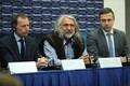 Пресс-конференция Суперкубка УЕФА.