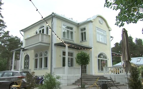 Paju villa.