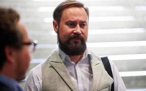 Госпрокурор Стевен-Христо Эвестус.