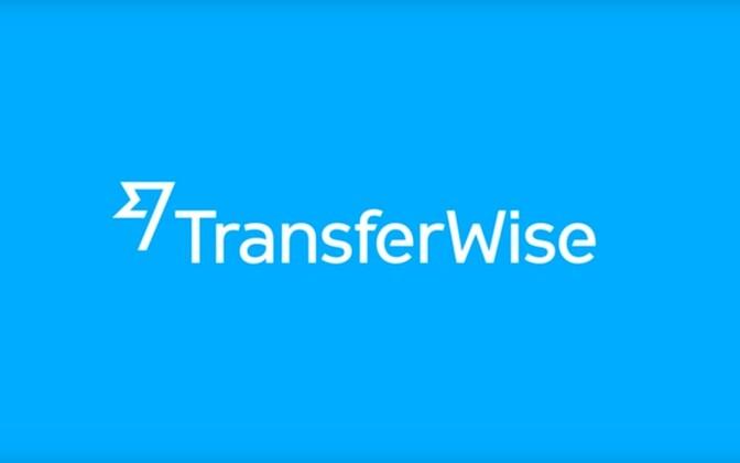 Transferwise'i logo.
