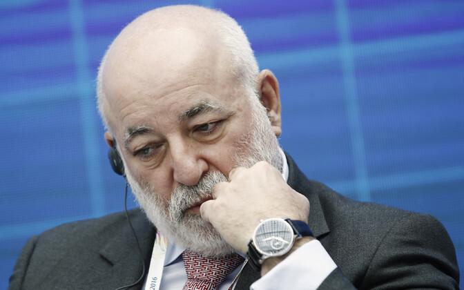 Vene oligarh Viktor Vekselberg.
