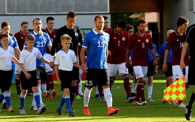 Сборной Эстонии по футболу знакомы и взлеты, и падения.
