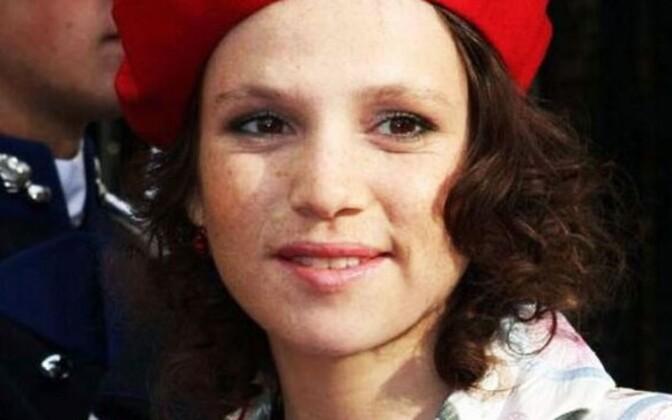 Hollandi kuninganna Maxima õde Inés Zorreguieta.