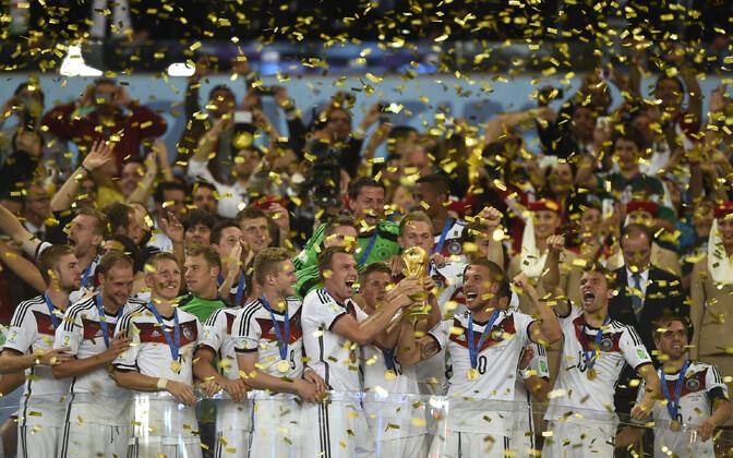 4d4fe535081 Jalgpalli MM-finaalturniiride ajalugu | Ajaloonurk | ERR