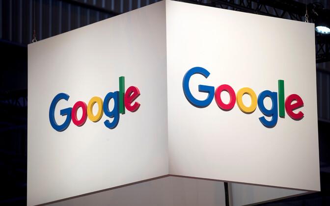 Google'i logo.
