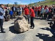 Открытие парка развлечений в Кивиыли