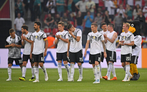 Saksamaa jalgpallikoondis