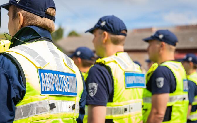 Добровольные помощники полицейских. Иллюстративное фото.