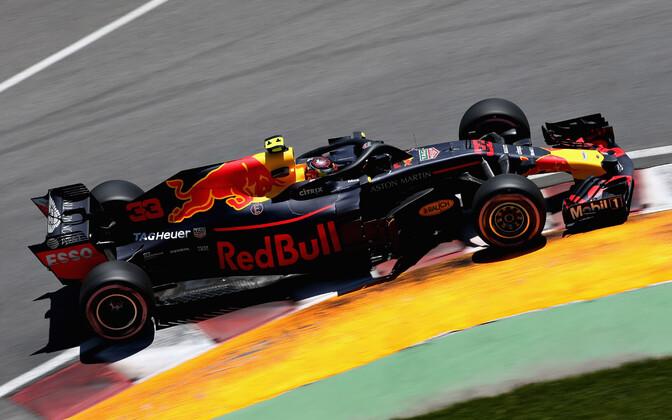Max Verstappen (Red Bull).
