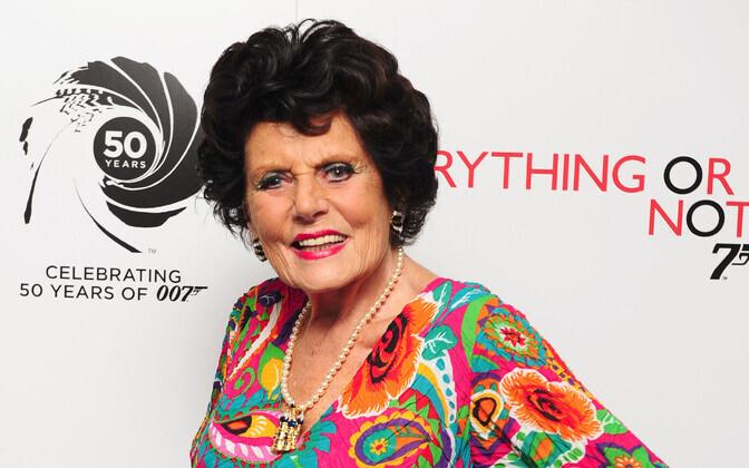 Eunice Gayson 2012. aastal.