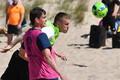 Футбольный матч между городскими управами Нарвы и Нарва-Йыэсуу.