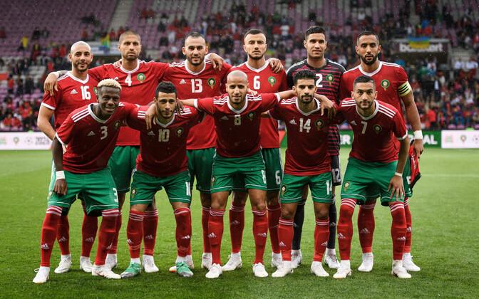 Maroko jalgpallikoondis