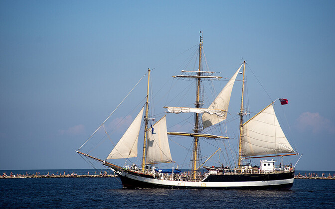 Регата The Tall Ships Races в Риге в 2013 году.