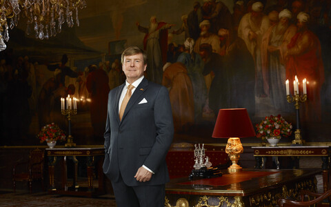 King Willem-Alexander.