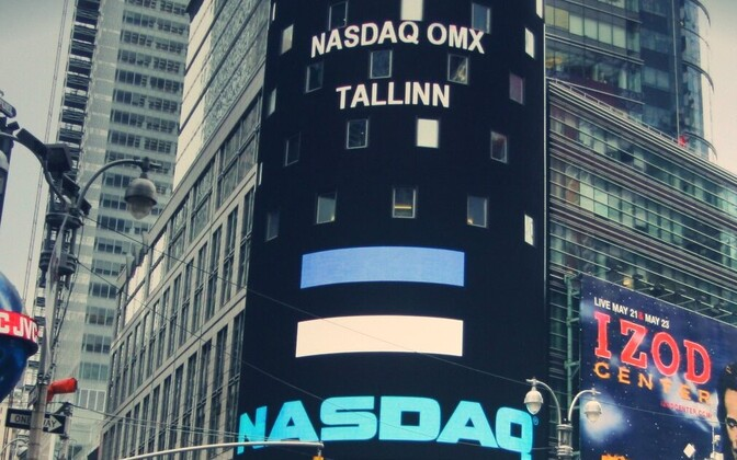 The Nasdaq Tallinn Stock Exchange was down for over two hours on Friday.