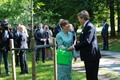 King Willem-Alexander meets with President Kersti Kaljulaid in Kadriorg on Tuesday. 12 June, 2018.
