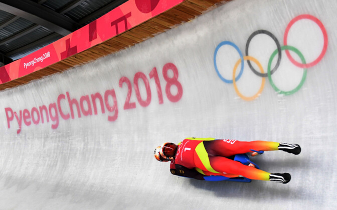 Bobikelgurada PyeongChangis 2018. aasta taliolümpiamängudel