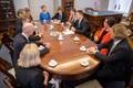 Peaminister Jüri Ratas kohtus Hollandi kuningas Willem-Alexandriga.