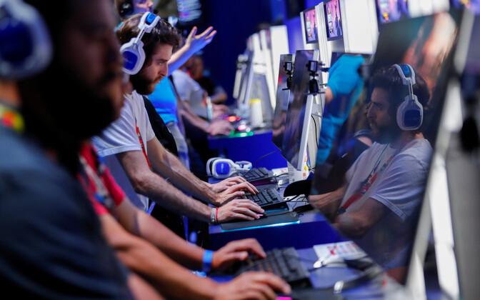 Выставка видеоигр E3.