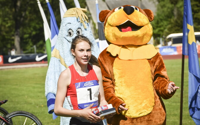 TV 10 Olümpiastarti eelmise hooaja finaaletapp Kärdlas