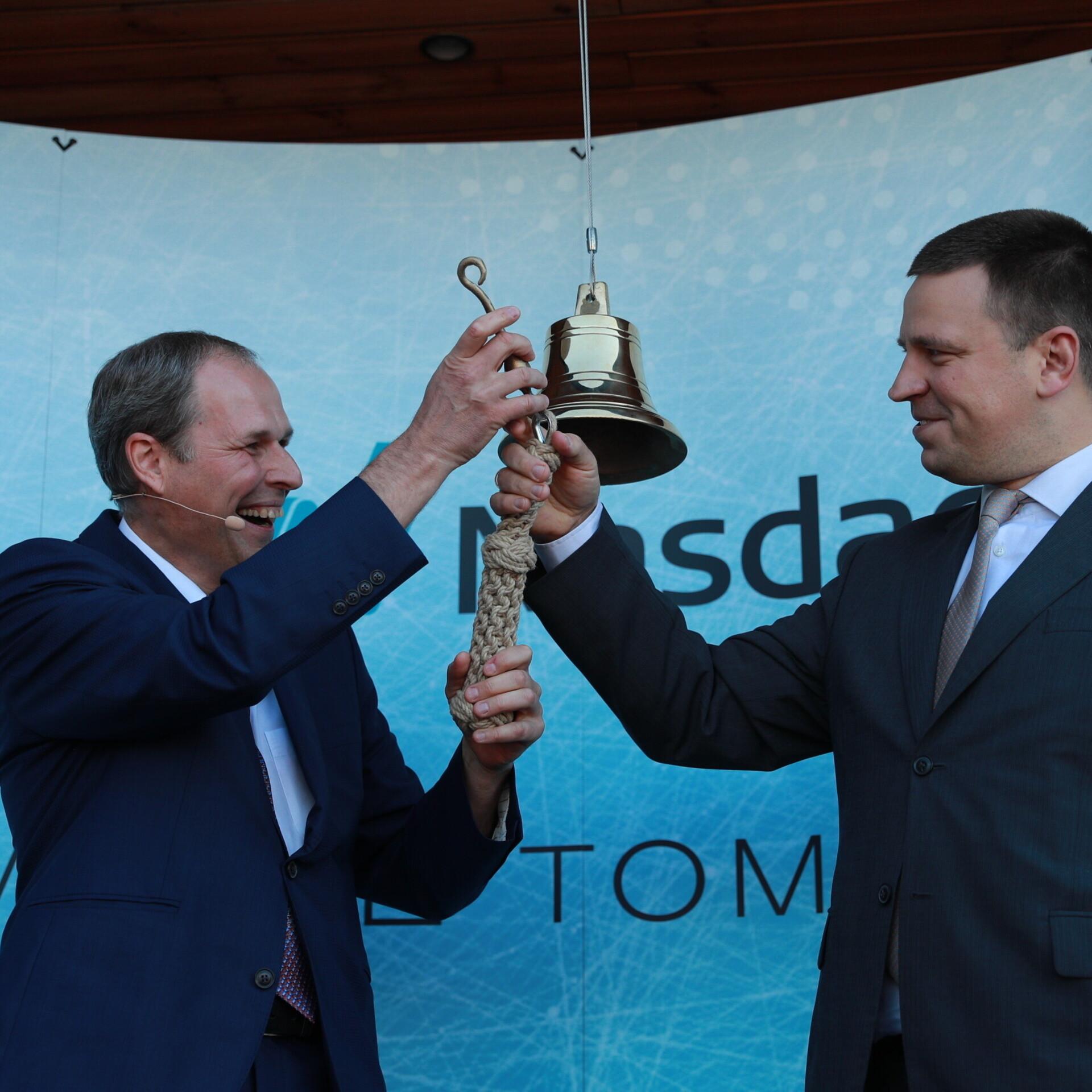 db7b88abbd0 Tallinn Sadama aktsia lõpetas esimese börsipäeva 1,93 euro tasemel |  Majandus | ERR