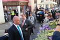 Hollandi kuningas Willem-Alexander ja president Kersti Kaljulaid vanalinnas