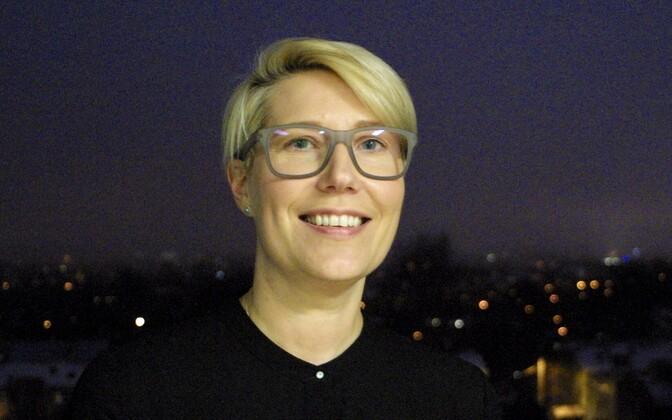 Karin Alamaa-Aas.