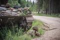 Eesti- ja liitlasüksused harjutasid õppusel Saber Strike kaitse- ja ründetegevusi.