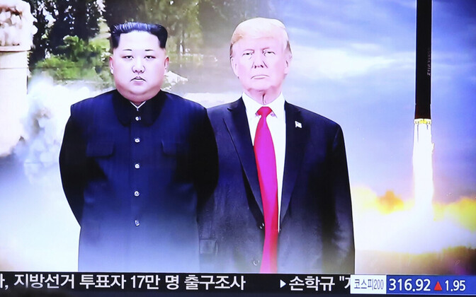 Встреча президента США Дональда Трампа и лидера КНДР Ким Чен Ына прошла 12 июня в сингапурском отеле Capella.