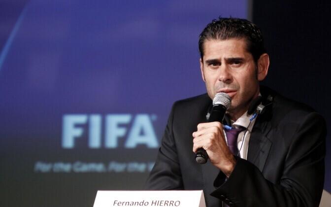 Фернандо Йерро.