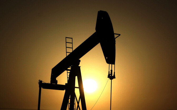 Naftapuurtorn Bahreinis, arhiivifoto.