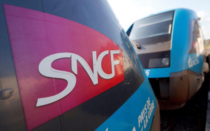 Prantsuse raudteefirma (SCNF).