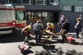Мотоциклист пострадал в ДТП на улице Крейцвальди.