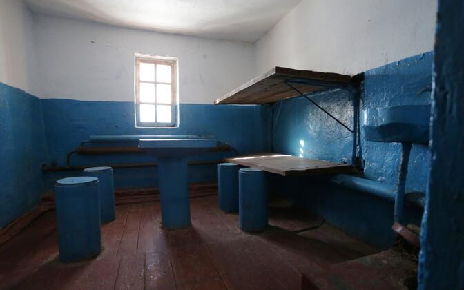 Vangikong Gulagi muuseumis.