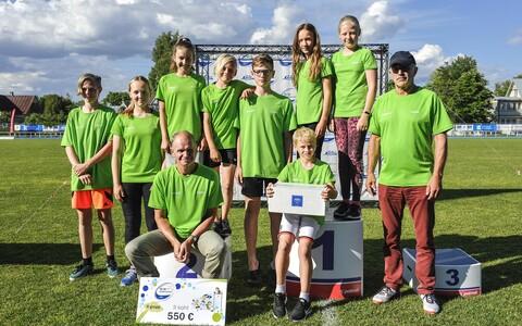Pärnus selgusid TV 10 Olümpiastarti tänavuse hooaja parimad.