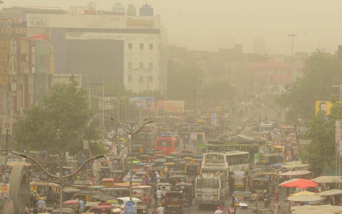 New Delhi 15. juunil.