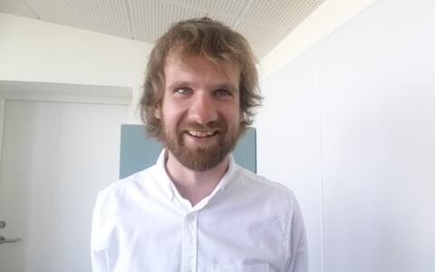 Tallinna Tehnikaülikooli targa linna tippkeskus juhataja Ralf-Martin Soe..