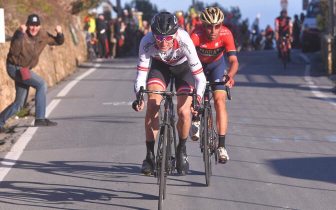 Krists Neilands kevadisel Milano - San Remo klassikul