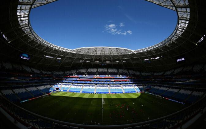 Samara staadion Venemaal