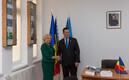 Открытие почетного консульства Эстонии в Констанце.