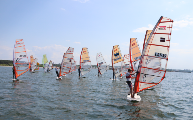 Estonian NeilPryde Baltic Cup