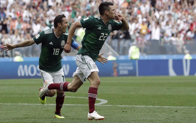 Saksamaa - Mehhiko.