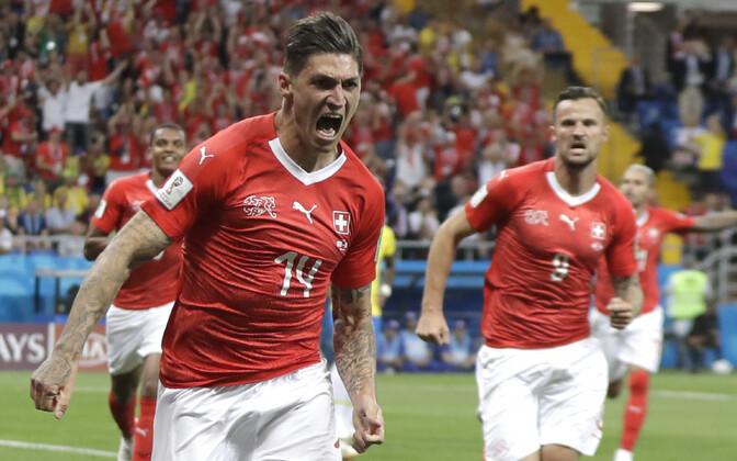 Brasiilia - Šveits