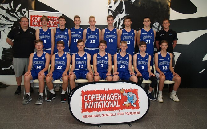 Eesti U-15 poiste korvpallikoondis