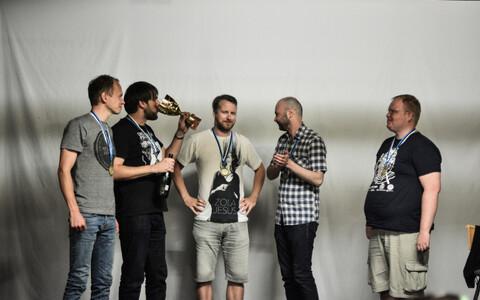 Muusikaviktoriini finaal Viljandis