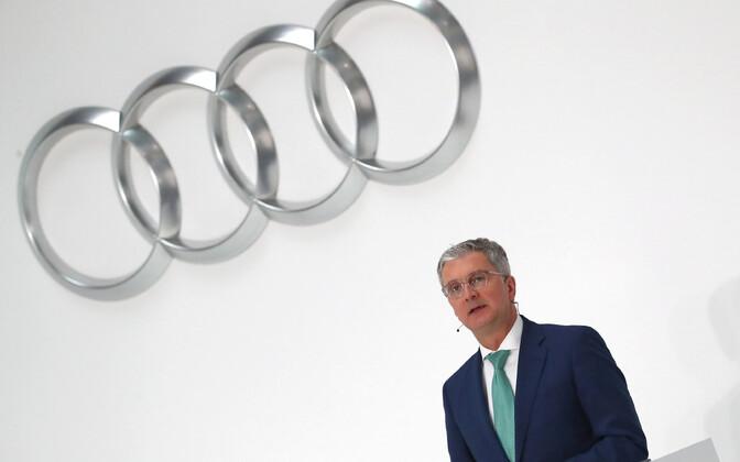 Глава автоконцерна AudiРуперт Штадлер