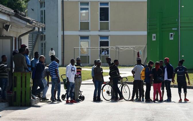Varjupaigataotlejad Saksamaal Baierimaal.